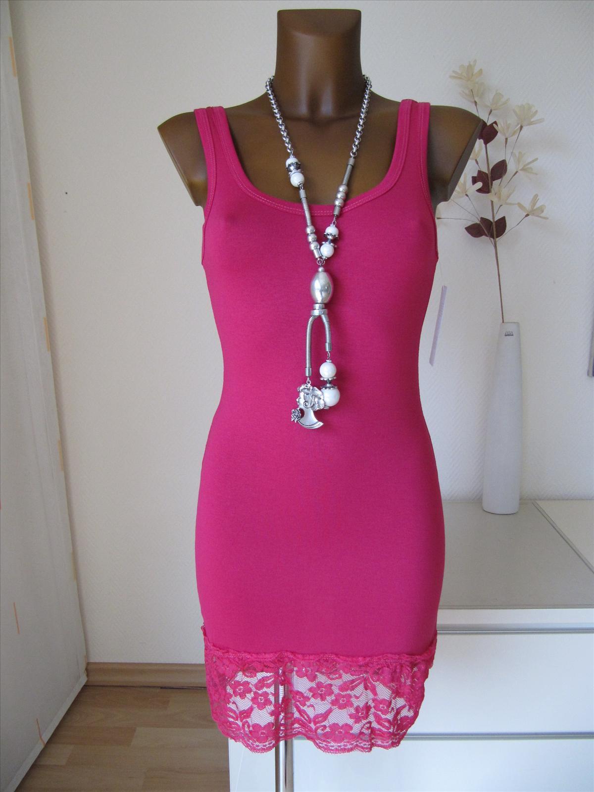 Kleid pink 36