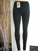Leggings Jeggings Hose Druck Punkte Wellen Muster...